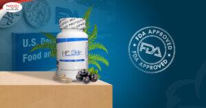 Viên uống hỗ trợ trị nám HPSKIN trải qua kiểm định của FDA Mỹ