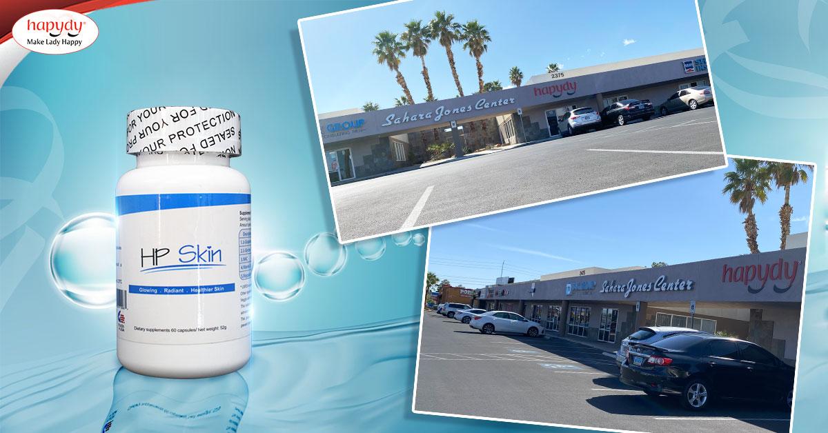 Trụ sở Hapydy tại Mỹ nơi phân phối viên uống Hpskin chính hãng từ Mỹ