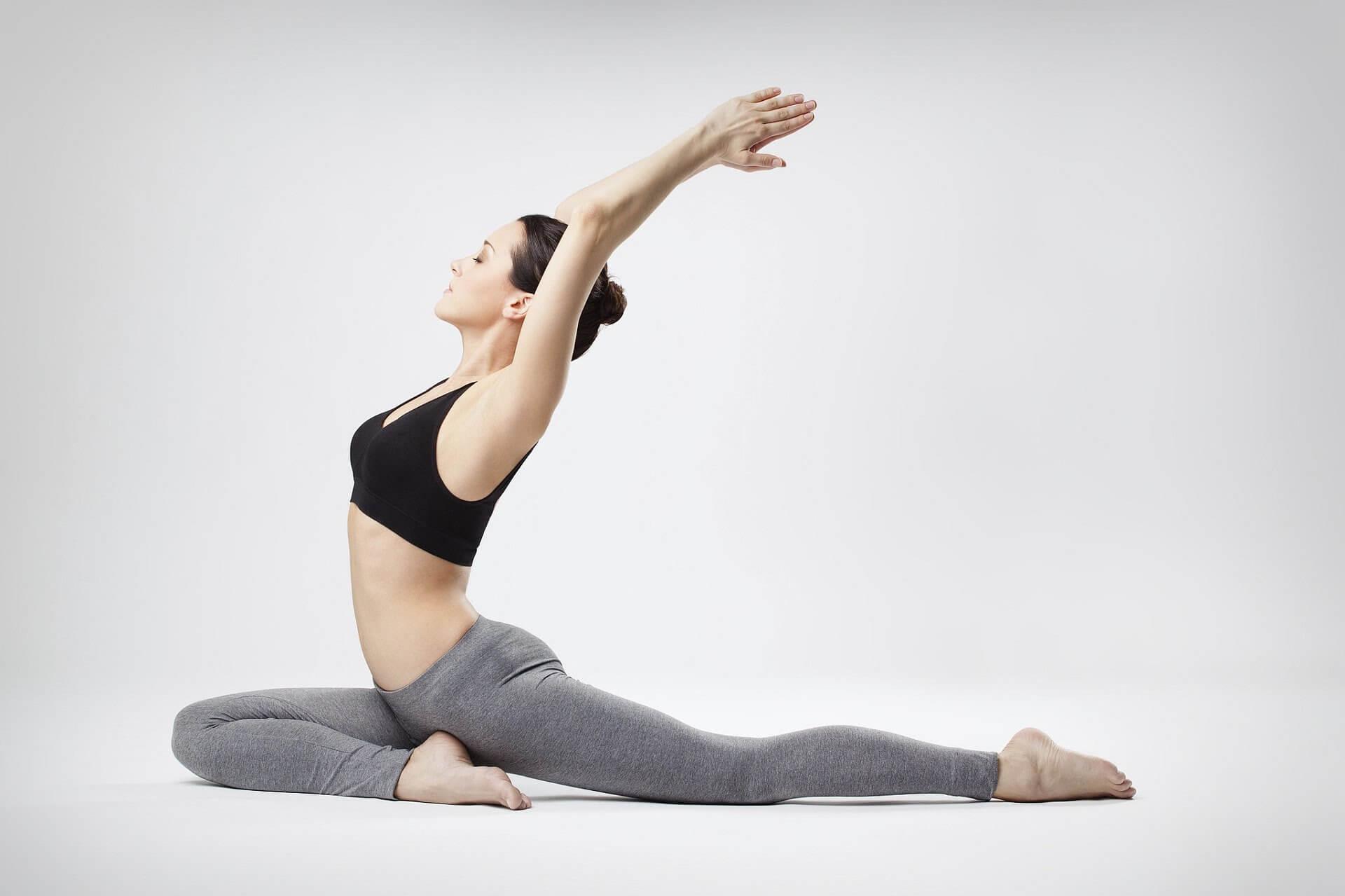 Lão hóa do căng thẳng nên tập yoga