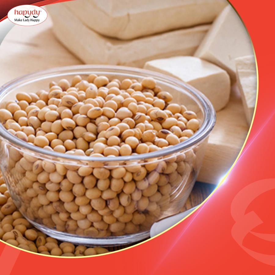 thực phẩm chống lão hóa không thể không kể đến đậu nành
